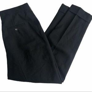 Jones NY Woolrich Black Pleated Pants NWT SZ 14